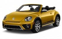 2017 Volkswagen Beetle 1.8T Dune Auto Angular Front Exterior View