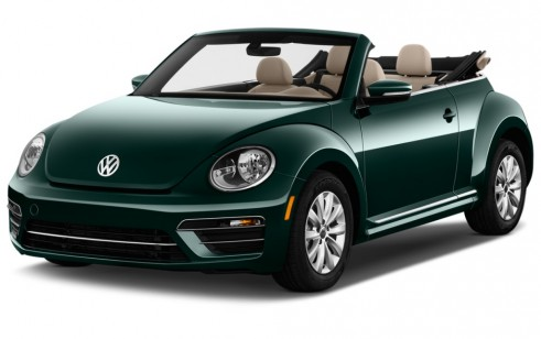 Beautiful Volkswagen Bug Convertible 2016