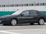 2017 Volkswagen C Coupe GTE (Hui Dao) spy shots - Image via S. Baldauf/SB-Medien