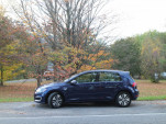 2017 Volkswagen e-Golf: weekend drive report and range test