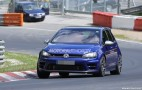 2017 Volkswagen Golf R 400 Spy Shots