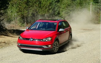 2017 Volkswagen Golf Alltrack first drive: Playing catch-up