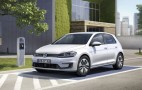 2017 Volkswagen e-Golf: 124 miles of range, more motor power, LA Auto Show debut