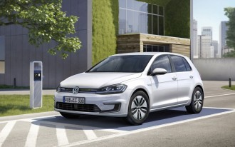 2017 VW e-Golf ushers in big tech upgrades, increased electric range