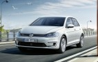 VW Dresden 'glass house' factory to build e-Golf electric car