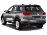 2017 Volkswagen Touareg V6 Sport w/Technology Angular Rear Exterior View