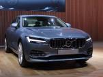 2017 Volvo S90  -  2016 Detroit Auto Show live photos