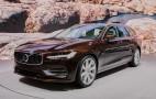 2018 Volvo V90: Svelte Swedish wagon debuts in Geneva