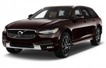 2017 Volvo V90 Cross Country T6 AWD Angular Front Exterior View