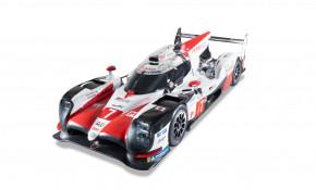 2018/2019 Toyota TS050 Hybrid LMP1 race car