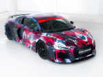 2018 Abt R8 art car