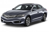 2018 Acura ILX Sedan w/Technology Plus/A-SPEC Pkg Angular Front Exterior View