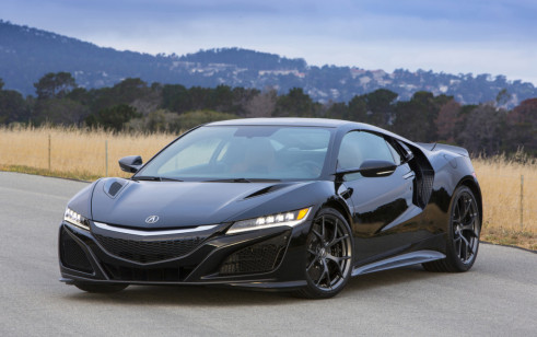 2018 Acura Nsx Vs Audi R8 Porsche 911 Bmw I8 The Car Connection