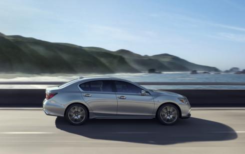 2018 Acura RLX vs Audi A6, INFINITI Q70, Lexus GS, Mercedes-Benz E on acura japan, toyota lexus, matte lexus, best looking car lexus, mazda lexus, acura lexus infiniti, acura lfa, acura vs audi,