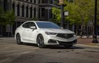 2018 Acura TLX A-Spec first drive review: character by committee