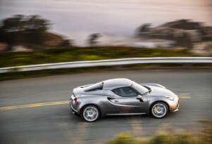 2018 Alfa Romeo 4C