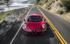 The Alfa Romeo 4C coupe just died, hope you want the Spider