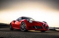 Used Alfa Romeo 4C