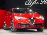 2018 Alfa Romeo Stelvio Quadrifoglio, 2016 Los Angeles Auto Show