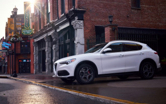 2018 Mazda CX-5 vs. 2018 Alfa Romeo Stelvio: Compare Cars