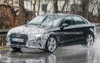 2018 Audi A3 Spy Shots