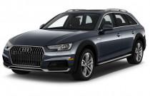2018 Audi A4 allroad 2.0 TFSI Premium Angular Front Exterior View