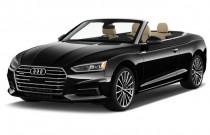 2018 Audi A5 2.0 TFSI Premium Plus Angular Front Exterior View