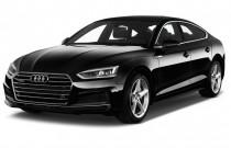 2018 Audi A5 Sportback 2.0 TFSI Premium Plus Angular Front Exterior View