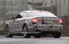 2018 Audi A5 spy shots and video