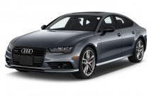 2018 Audi A7 3.0 TFSI Premium Plus Angular Front Exterior View