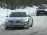 2019 Audi A8 spy shots