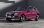 Q5L is Audi's first long-wheelbase SUV