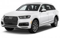 2018 Audi Q7 3.0 TFSI Premium Angular Front Exterior View