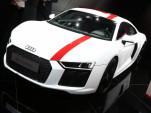 2018 Audi R8 V10 RWS, 2017 Frankfurt Motor Show