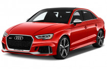 2018 Audi RS 3 2.5 TFSI S Tronic Angular Front Exterior View