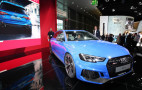 Audi RS 4 Avant makes return at 2017 Frankfurt Motor Show
