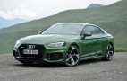 2018 Audi RS 5 first drive review: green with mean