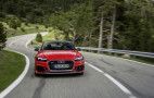 Audi Sport reveals RS 4 and RS 5 Carbon Edition cars