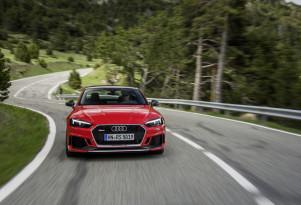 2018 Audi RS 5 Carbon Edition