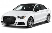 2018 Audi S3 2.0 TFSI Premium Plus Angular Front Exterior View