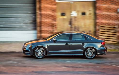 Audi S Vs Acura ILX BMW Series MercedesBenz CLA Class - 2018 audi s3