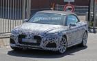 2018 Audi S5 Cabriolet spy shots