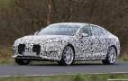 2018 Audi S5 Sportback spy shots