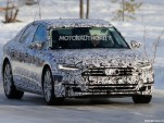2019 Audi S8 spy shots - Image via S. Baldauf/SB-Medien