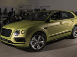 2018 Bentley Bentayga Pikes Peak International Hill Climb challenger