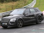 2018 Bentley Bentayga Speed spy shots - Image via S. Baldauf/SB-Medien