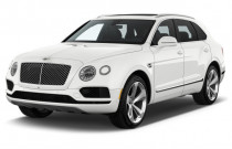 2018 Bentley Bentayga W12 Signature AWD Angular Front Exterior View