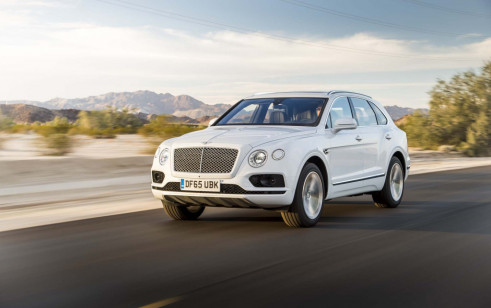 2018 Bentley Bentayga Vs Audi Q7 Land Rover Range Rover