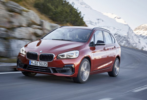 2018 BMW 2-Series Active Tourer