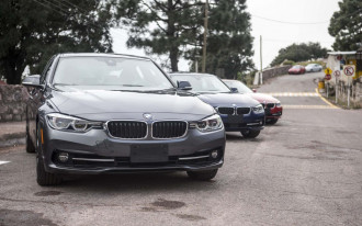 BMW slices subscription prices to take on Mercedes